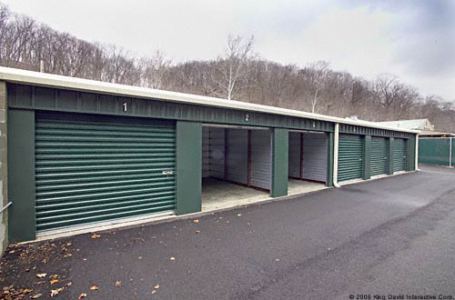 Mini Storage Steel Buildings